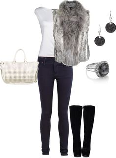 """Grey Days"" by j-annazacharias on Polyvore"