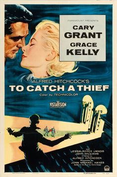 """Movie Posters:Hitchcock, To Catch a Thief (Paramount, 1955). One Sheet (27"""" X 41"""").. ..."""