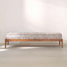 Hopper Daybed - Low/Mid/High: The Best Daybeds and Chaises Furniture Layout, Living Room Furniture, Furniture Design, Furniture Websites, Modular Furniture, Furniture Logo, Street Furniture, Pipe Furniture, Deco Furniture
