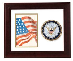 Allied Frame United States Navy Vertical Picture Frame >>> Click on the image for additional details.