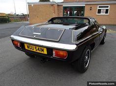 Lotus Europa Special JPS (1974)
