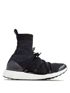 ADIDAS BY STELLA MCCARTNEY | Ultra Boost X high-top sock trainers #Shoes #Sneakers #ADIDAS BY STELLA MCCARTNEY