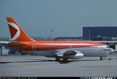 Boeing 737-217/Adv aircraft picture