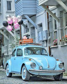 ▪Kuzguncuk / İstanbul #kuzguncuk #istanbul #woswos #wolkswagen #gezi #seyahat #huzur #doğa #nature #color