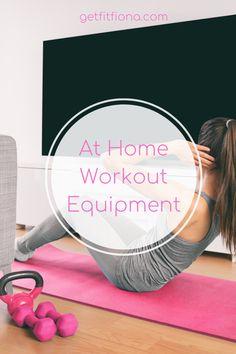 At Home Workout Equipment Home Workout Equipment, At Home Workouts, Fit, Home Fitness, Home Workouts