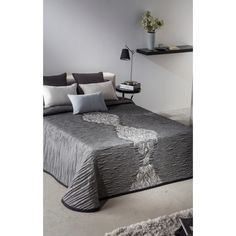 Marti, Moise, Plaid, French Brands, Comforters, Ottoman, Blanket, Bedding, Furniture