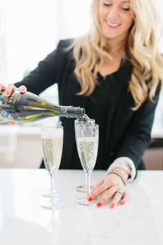 Cocktail party tips: http://www.stylemepretty.com/living/2015/04/01/10-tips-for-an-effortless-yet-elegant-cocktail-party/ | Photography: Erin McGinn - http://www.erinmcginn.com/