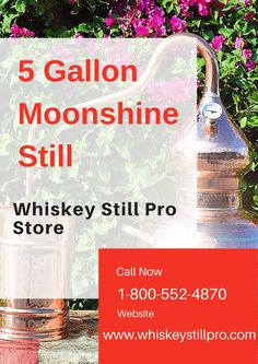 For the passionate people, who love to enjoy the various kinds of beverage flavors, 5 Gallon Moonshine Still will be the best choice. One can easily distill bulk volume of mixture to produce enough Moonshine to meet the requirement for parties and celebrations.