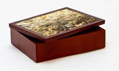 Nguni Inlay - Med | Giftware | ASHANTI Decorative Boxes, Home Decor, Decoration Home, Room Decor, Interior Decorating