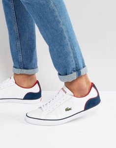 Lacoste Lerond Leather Sneakers