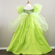 Disney Inspired Drizella Tremaine House Dress by LittleBrightDress