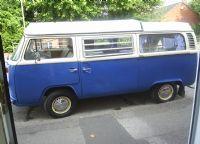 VW Westfalia camper van 1973  Tax Exempt £7,500