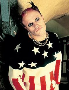 Keith Flint - The Prodigy Firestarter