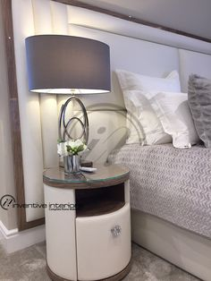 luxury interior design London bedroom Interior Design London, Contemporary Interior Design, Luxury Interior Design, Interior Stylist, Luxury Living, Bedroom, Modern, Furniture, Home Decor