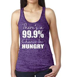 16eba0217c20a Women's Workout Fitness Burnout Racerback Tank -