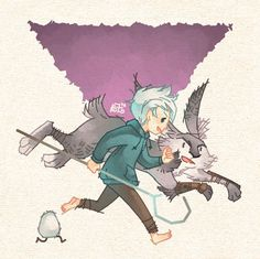 ROTG fandom! i need your help. if anyone knows of a tumblr blog that reblogs only ROTG fanarts and is updated frequently, please send me a link! thank you!! also, quick shout-out to all my new followers! you guys warm my heart!!