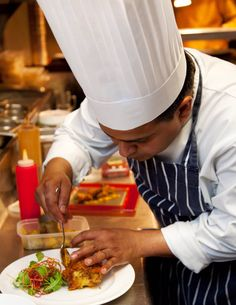 The master at work Chefs, Catering, Cooking, Food, Cuisine, Kitchen, Meal, Eten, Meals