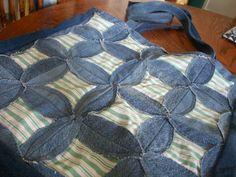 45.00$  Buy here - http://vihbv.justgood.pw/vig/item.php?t=gswk6vo33655 - Denim Tote Bag
