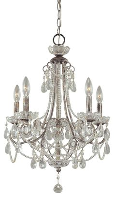 Buy the Minka Lavery Distressed Silver Direct. Shop for the Minka Lavery Distressed Silver 5 Light Height 1 Tier Candle Style Crystal Chandelier and save. Minka Lavery Lighting, Chandelier, Mini Chandelier, Crystal Chandelier, Minka, Candle Styling, Traditional Chandelier, Chandelier Lighting, Minka Lighting