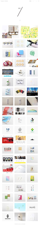 #design-art-web-design #portfolio #fluid-grid-layout #key-color-black #bg-color-white #Japanese #Flat-design #Photographic