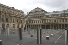 DID YOU KNOW - In the years immediately before the French Revolution, the Palais Royal – nowadays the epitome of bourgeois calm and good taste – was the mother of all open air brothels.