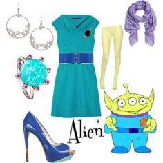 Alien - Toy Story