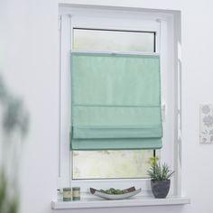 Raffrollo Klemmfix TOP, ohne Bohren, verspannt in Pastell. Faltenrollo zum Klemmen für Fenster und Türen. Einfache Montage:http://www.wohn-guide.de/raffrollo-klemmfix-top-ohne-bohren-verspannt.html
