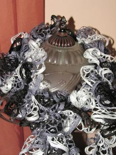 I have an addiction to unique scraves to spice up my wardrobe ~ This is a must Have  all my favorite colors ~ Another great gift idea too!    Elegant Ruffled Scarf  Free Shipping by NormandyClaireDesign, $22.00