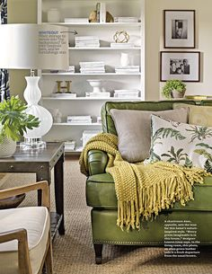 Vanguard Furniture featured in the news: 2014-03 Better Homes