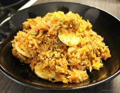 Ugolinon Seikkailut: UUNIRIISI Grains, Rice, Pasta, Food, Hoods, Meals, Seeds, Noodles, Laughter