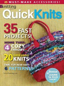 Love of Knitting: Quick Knits (2012)