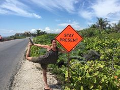 Stay present. Tulum, Mexico