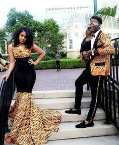 ~ DKK~ Join us for Latest African fashion* Ankara* kitenge* African women dresses* Bazin* African prints* African men's fashion* Nigerian style* Ghanaian fashion African Prom Dresses, Dresses Short, African Dresses For Women, African Attire, African Wear, African Fashion Dresses, African Women, Women's Dresses, Ghanaian Fashion