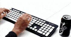 Washable keyboard.