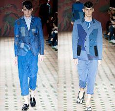 49e5dc8cb871 Junya Watanabe 2015 Spring Summer Mens Runway Catwalk Looks Collection -  Mode à Paris Fashion Week