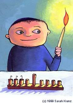 What is Chanukah? - Chanukah Today - Chanukah - Hanukkah history and story.  great for people new to the holiday, or kids.
