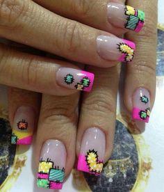 Manicure, Nails, Nail Designs, Beauty, Nail Ideas, Diana, Finger Nails, Polish Nails, Hand Designs