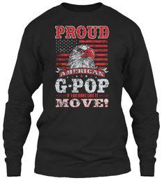 PROUD AMERICAN G-POP