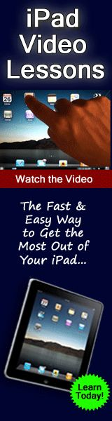 iPad Owners, Master Your iPad with… http://ipadtutorial2013.com/ipad-tutorial-2013/ iPad Video Lessons http://ipadtutorial2013.com/ipad-tutorial-2013/