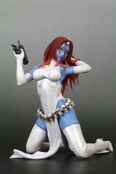 Mystique x men comic book