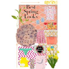 Spring x by xhazeyx on Polyvore featuring polyvore, fashion, style, American Vintage, Björn Borg, Marc by Marc Jacobs, Wilsons Leather, Kendra Scott, Spring Street, Casetify, DwellStudio and H&M