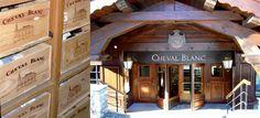 Agencement d'une cave d'un grand palace à Courchevel : Cheval Blanc Hôtel de luxe à Courchevel - meubles de cave RollCaisse et Mobicave (www.kitcave.com)