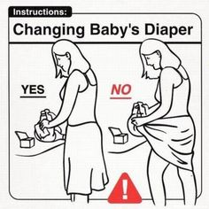 31 Helpful Tips For People Who Have No Clue What To Do With A Baby