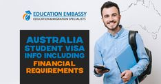 #australia #studentvisa #financialrequirements Government Loans, Moving To Australia, New Students, Financial Institutions, Ielts, Brisbane, English Language, Assessment, Knowledge
