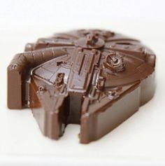 Sci-Fi Handmade Chocolates