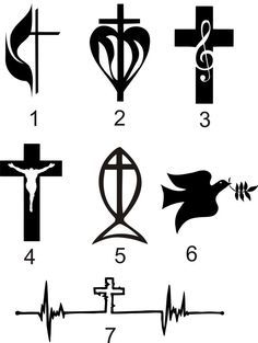 Christian decal Outdoor Vinyl Decal Cross by EclipseBrandStudio