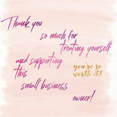 "Thank You For Your Order Tenfoldbeauty Support Small Business Small Business Ideas Creating An Online Business Business 20 Best Thank You Messages And Quotes To Show Customer Appreciation 25 Best … Read More ""Thank You For Your Business Quotes"" Body Shop At Home, The Body Shop, Scentsy, Internet Marketing, Online Marketing, Farmasi Cosmetics, Lash Quotes, Quotes Quotes, Small Business Quotes"