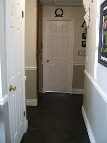 JOYS OF HOME: Paint Them Floors