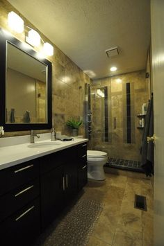 Small bathroom makeover pictures
