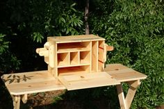Chuck Boxes! on Pinterest | Chuck Box, Camping Box and ...
